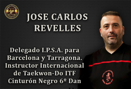 JOSE CARLOS REVELLES INTERNATIONAL POLICE AND SECURITY ASOCCIATION IPSA