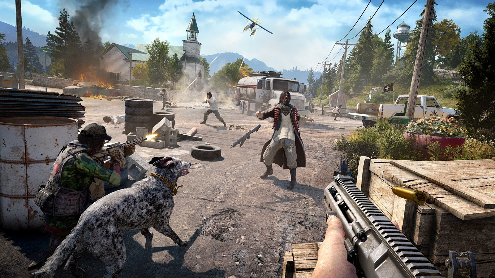 Far Cry 5 Highly Compresssed PC Game Free Download ...