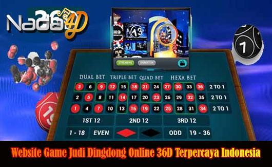 Website Game Judi Dingdong Online 36D Terpercaya Indonesia