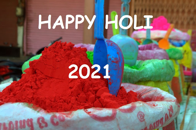 Happy Holi 2021 HD Images, photos, DP and Wishes