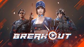 Garena BreakOut Mobile FPS Apk