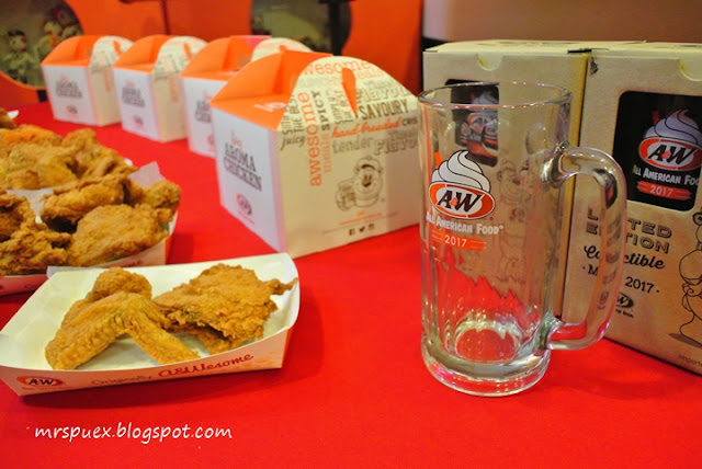 chicken fiesta A&W