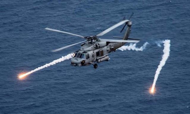 Αυτά είναι τα ελικόπτερα ROMEO που ενισχύουν το Πολεμικό Ναυτικό (ΒΙΝΤΕΟ)