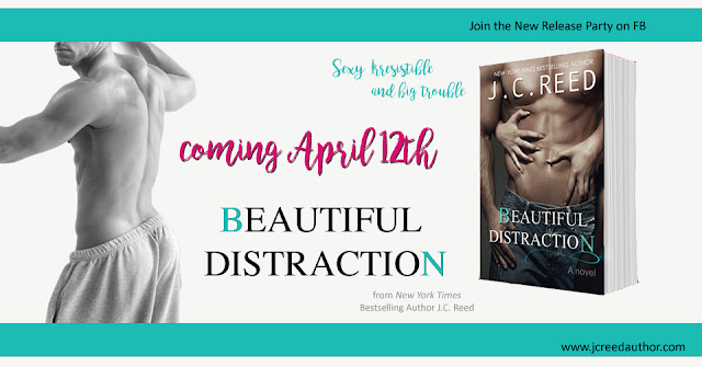 Spotlight: Beautiful Distraction by J.C. Reed