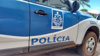Polícia prende homem de 75 anos