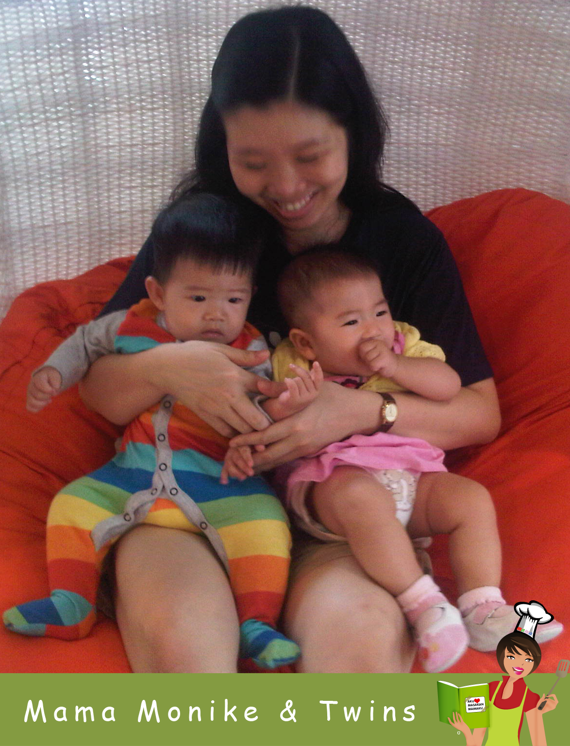 Tips Feeding The Twins MPASI Si Kembar