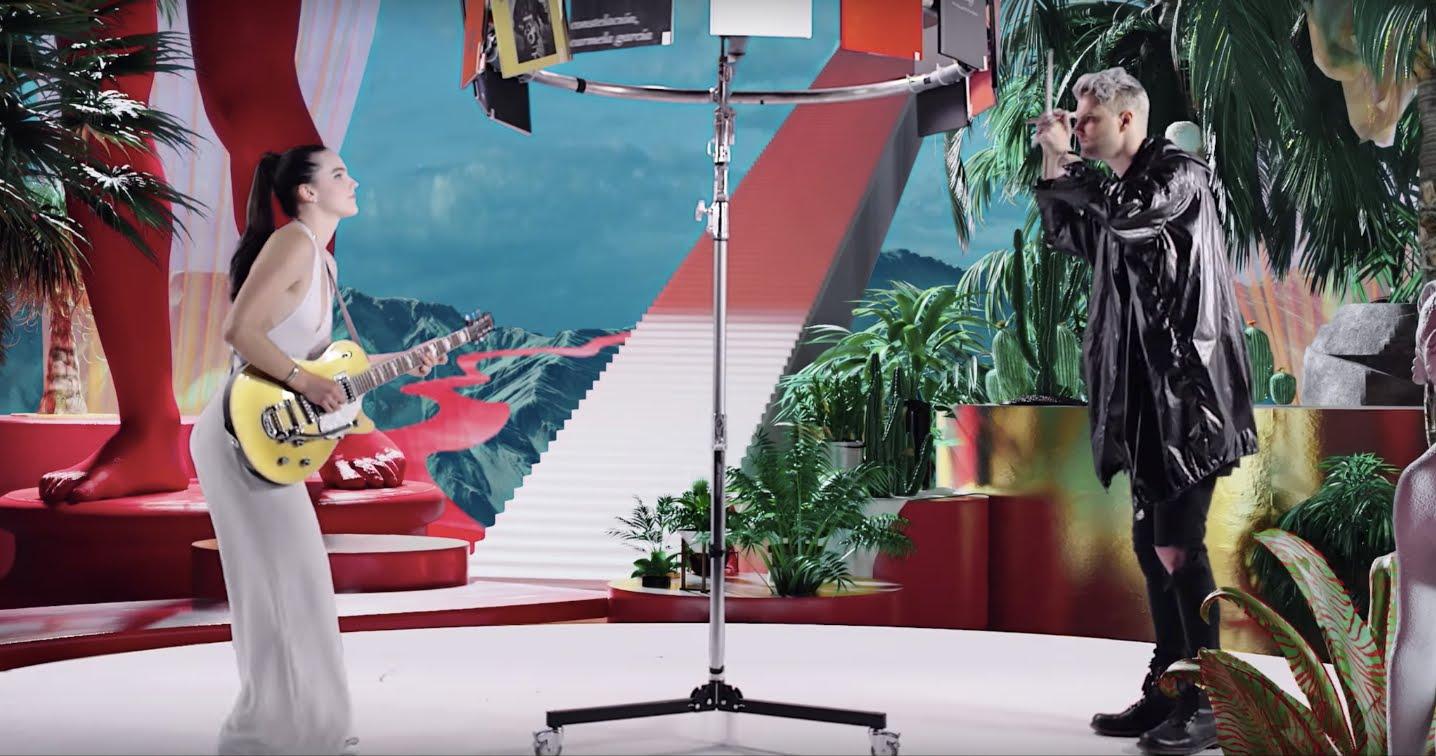 Sofi Tukker - Drinkee - videoclip