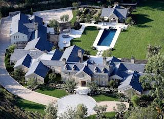 Casa de Kim Kardashian y Kanye West, Hidden Hills, California, Estados Unidos