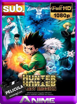 Hunter × Hunter: The Last Mission (2013) Subtitulado [1080p] [GoogleDrive] AioriaHD