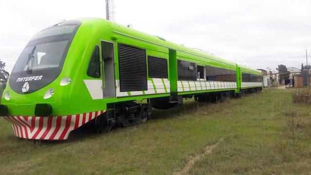 Resultado de imagen para Reuniones para impulsar la recuperación del Tren Patagónico