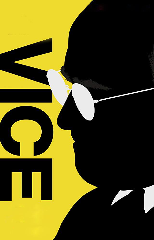 Vice [2018] [DVDR] [NTSC] [Latino] [Menú Editado]