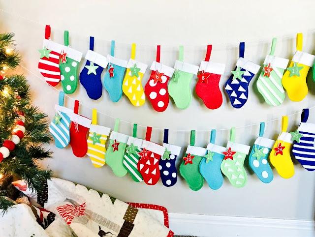Christmas stocking patterns