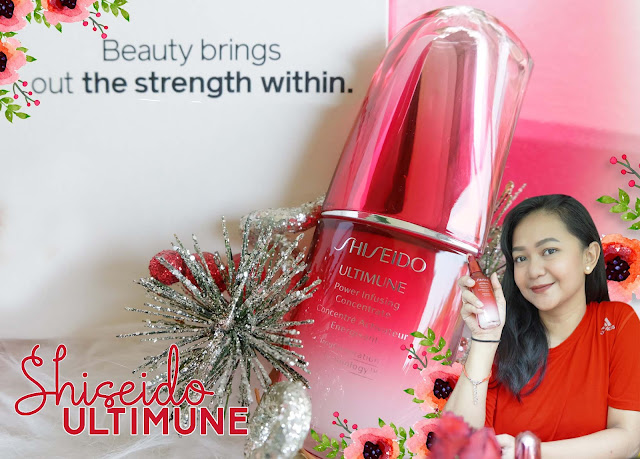 Celebrating Strenght with SHISEIDO Ultimune