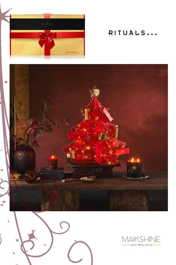 Calendario adviento Rituals