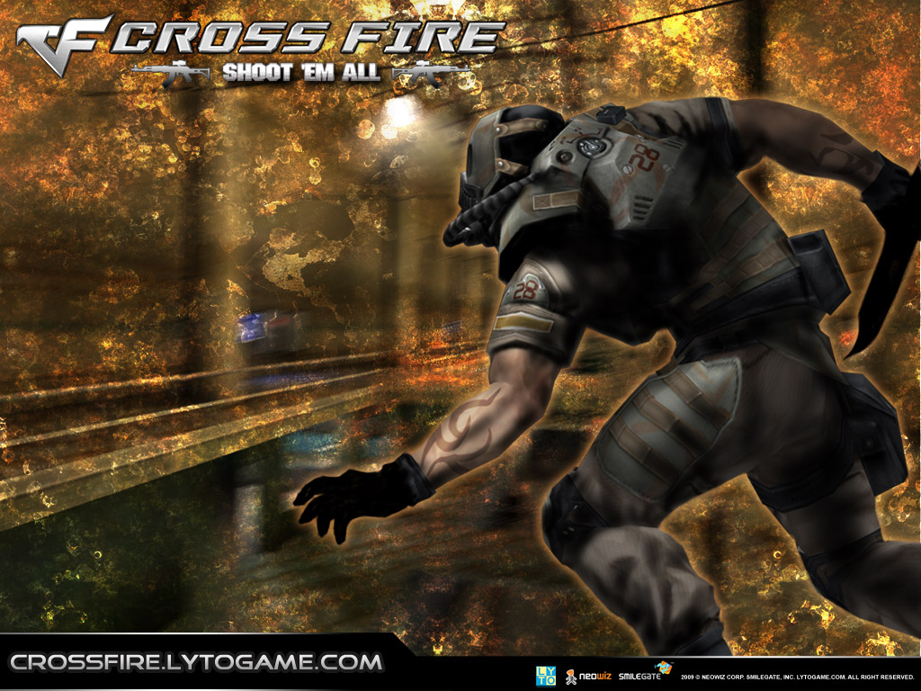 Anime wallpapers cartoon collection free game - Crossfire wallpaper ...