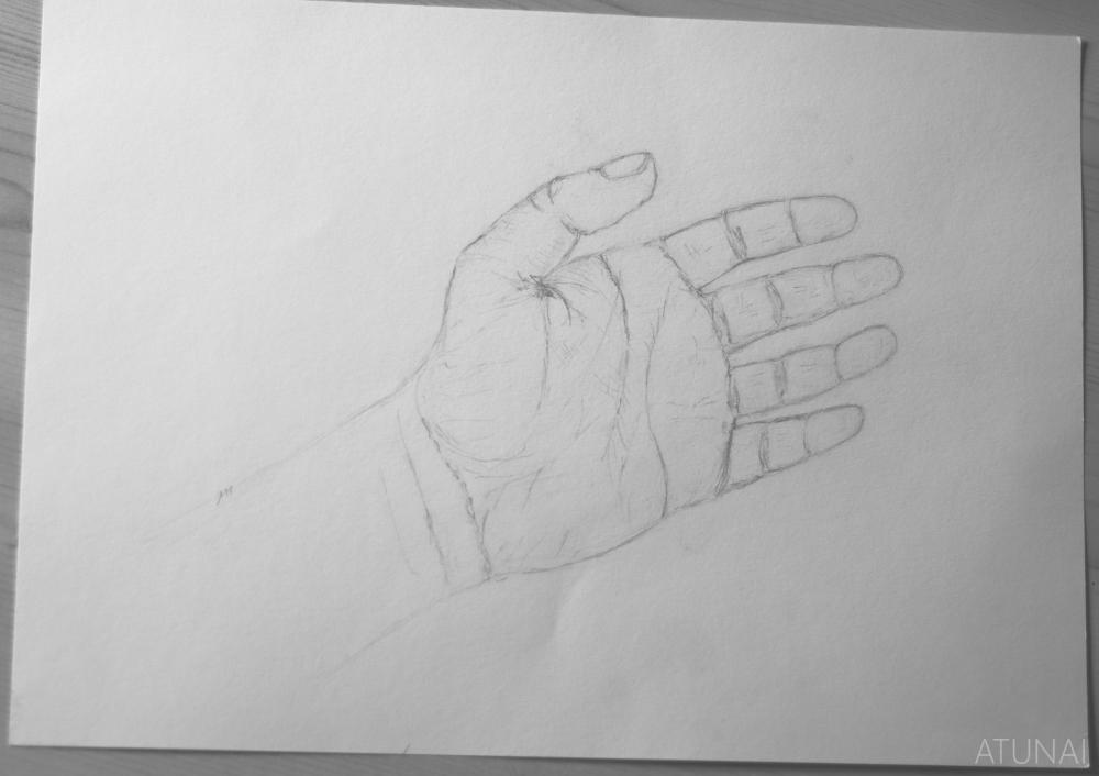 Kresba Vlastni Ruky Atunai