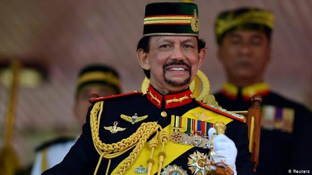 Dunia Dibuat 'Gaduh' Oleh Politik Internasional Dan Pandemi. Benarkah Brunei Darussalam 'Tak Tersentuh' ?.