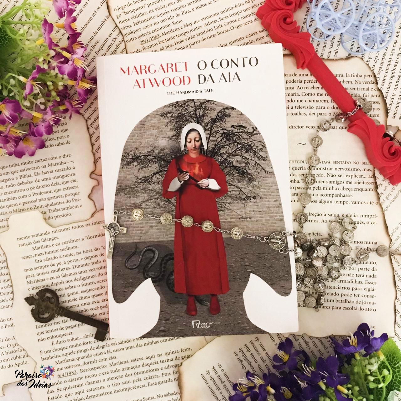 O Conto da Aia || Margaret Atwood