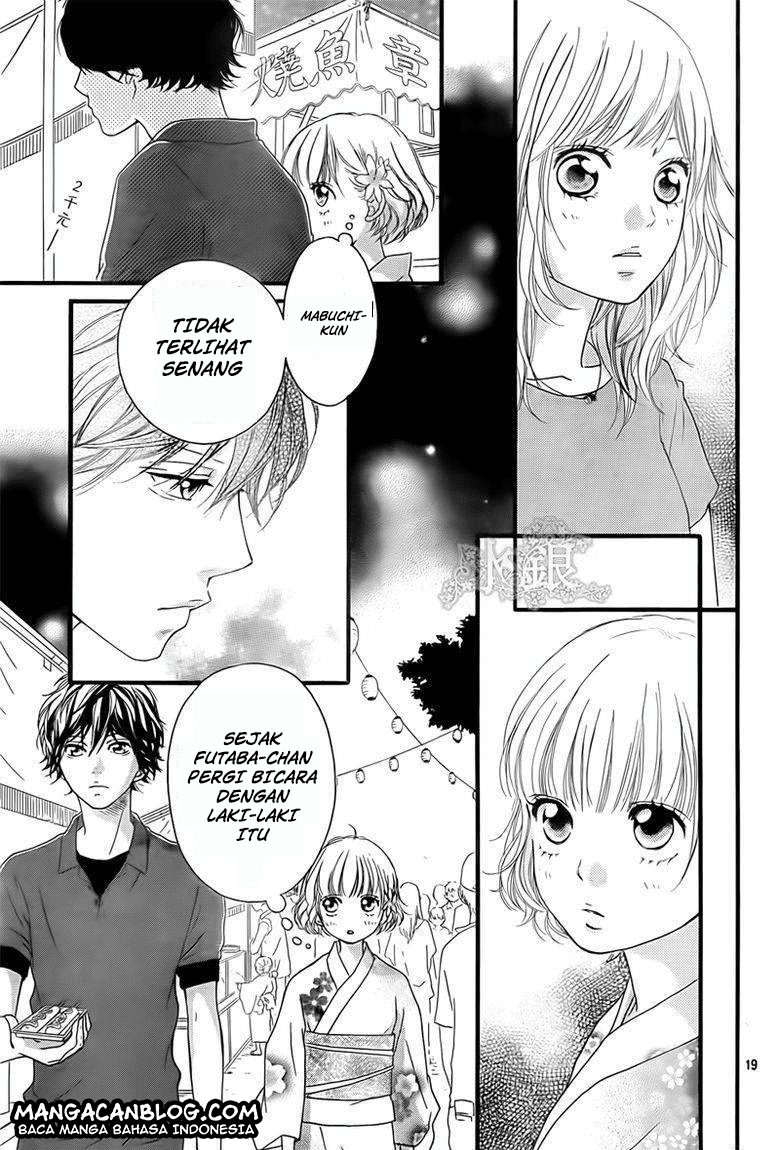 Ao Haru Ride Chapter 15-20