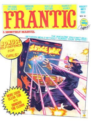 Frantic #9