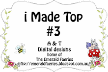 I made the top 3 at Emerald Faeries