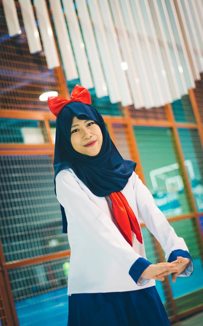 Hijab Pipimi Cospaly