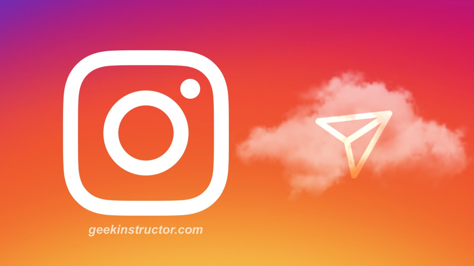 Send disappearing messages on Instagram