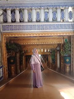 Pengalaman Wisata Religi di Masjid Tiban Turen