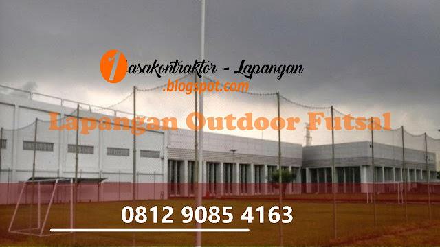 Jasa Pemasangan Lapangan Futsal murah di Jakarta, Bekasi, Tangerang, Medan, Bandung, Bali, Surabaya