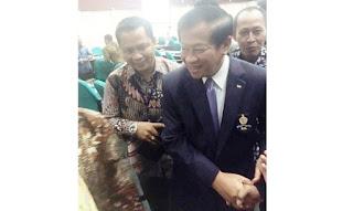 Jend TNI (purn) Agum Gumelar : IKAL Harus Berkontribusi Positif Pada Masalah Kebangsaan