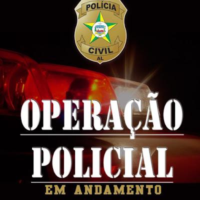 """Operação Flash Back"""" combate o PCC em Alagoas e mais sete estados"""