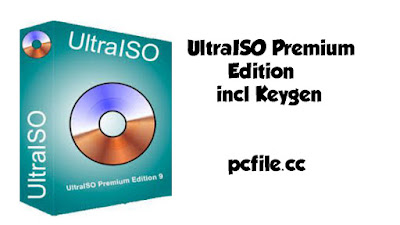 UltraISO Premium Edition 9.7.3.3629 incl Keygen Free Download
