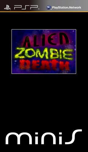 Alien Zombie Death [Español] [PSP] [ISO]