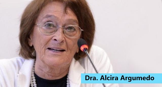 Dra. Alcira Argumedo