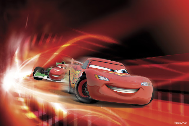 Disney tapetti Cars