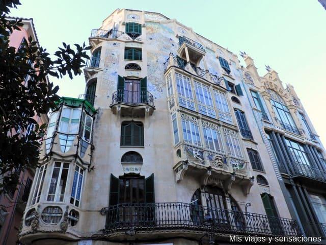 Arte Modernista, Palma de Mallorca