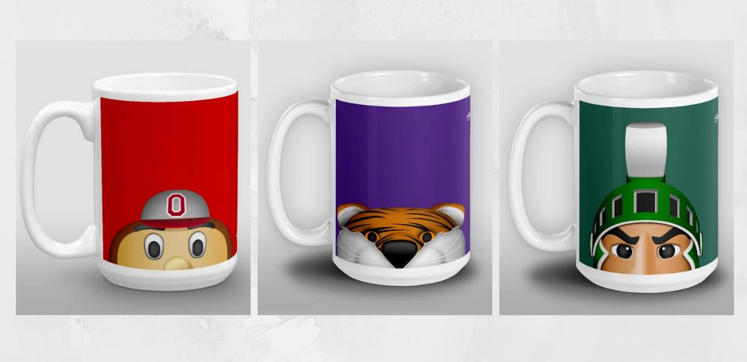 sports team mug