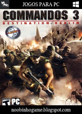 Download Commandos 3: Destination Berlin PC