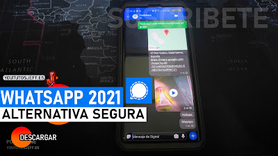 alternativa whatsapp 2021