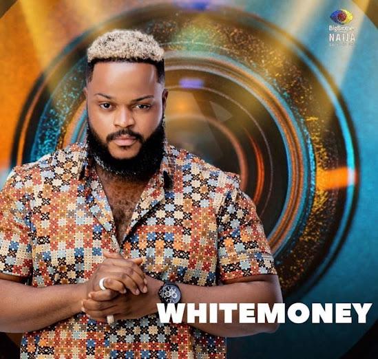 Big Brother Naija housemate, BBNaija Whitemoney