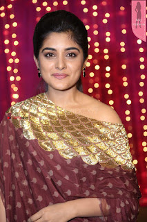 Niveda Thomas Looks Super cute at Zee Telugu Apasara Awards 2017 07
