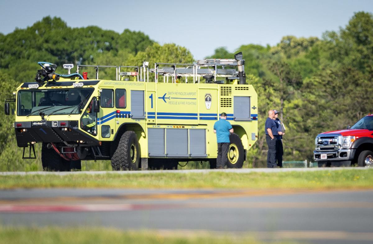Kathryn's Report: Bakeng Deuce, N19RG: Accident occurred April 27