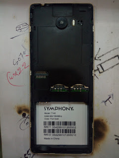 Symphony T140 6260 flash file 100% Tested