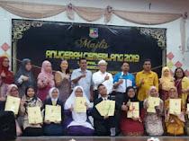 Majlis Anugerah Cemerlang SMK Cheras 2019