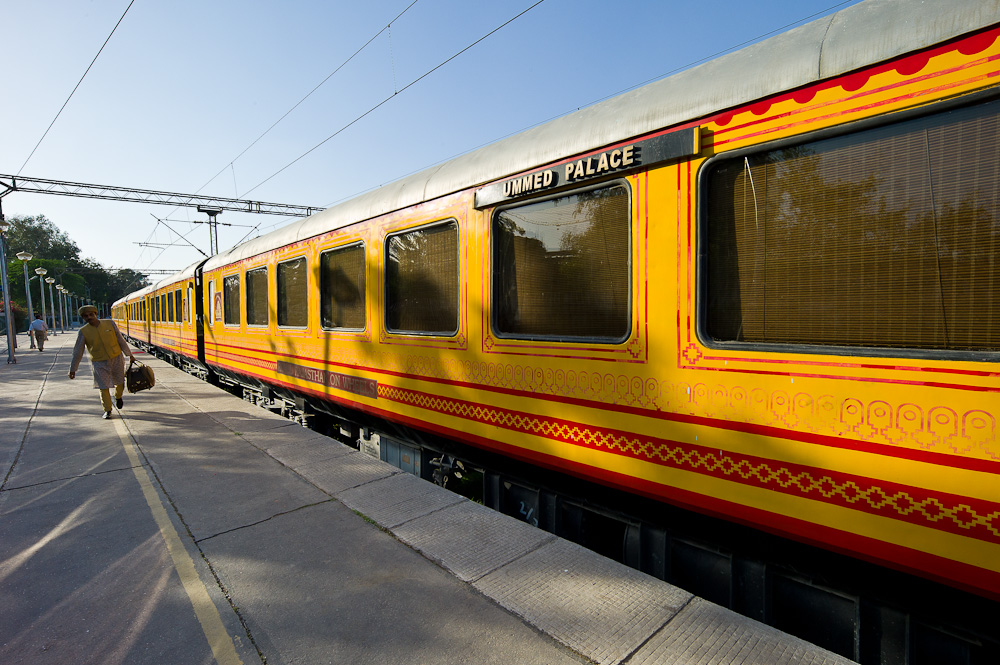 India Train Travel Booking