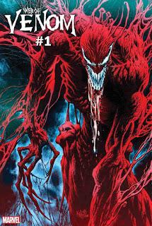 """Cómic: Nuevos rumores sobre matanza con el cómic """"Web of Venom: Carnage Born"""""""