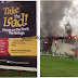 House on the Rock Church Abuja Goes up in Flames [VIDEO]