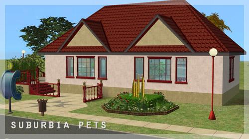 Suburbia Pets exterior