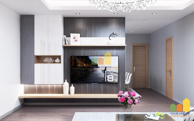 5 quy tắc thiết kế phòng khách cần phải biết