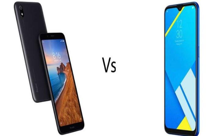 Realme C1 vs Xiaomi Redmi 7A :Key Features